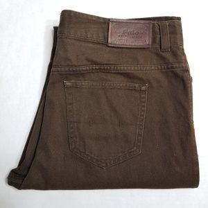 Polo Ralph Lauren size 20 jeans - Brown